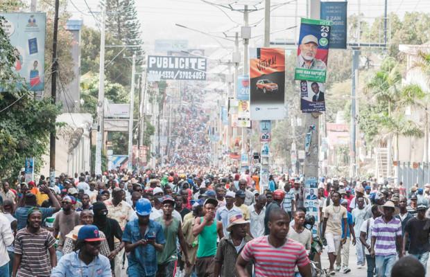 "Haiti: ""Há uma rebelião popular anti-imperialista"""