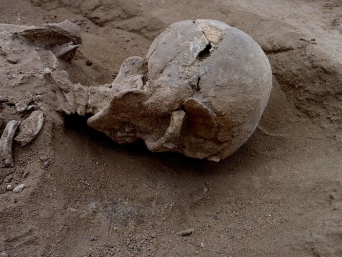 Indícios mais antigos de um massacre foram encontrados na África