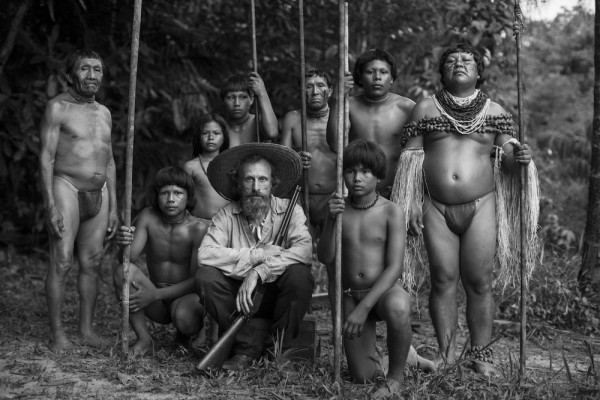 'El abrazo de la serpiente' é um filme violento e psicodélico sobre a colonização da Amazônia