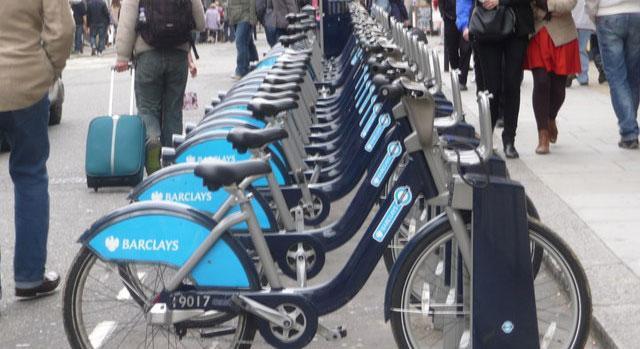Em breve Londres terá mais bicicletas que carros
