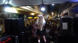 Bloco do Vexame ganha espaço politizado no carnaval LGBT de Florianópolis