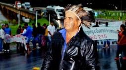 Idalino Fernandes é reeleito Cacique no Toldo Chimbangue, em Chapecó-SC