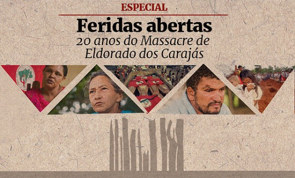 Sobreviventes relembram dia do massacre no Pará