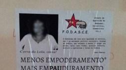 Rio Grande do Sul: Cartazes contra o feminismo são espalhados em corredores da UFRGS