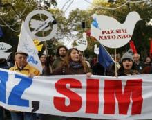 Conselho Mundial da Paz convoca campanha global contra a Otan e a guerra