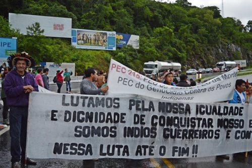 Tribunal segue com anulação de portaria que demarcaria terras indígenas do Araça'í – SC