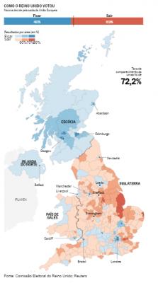 Brexit, Grexit, União Europeia e a desglobalização
