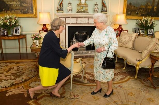 A bolsa da rainha