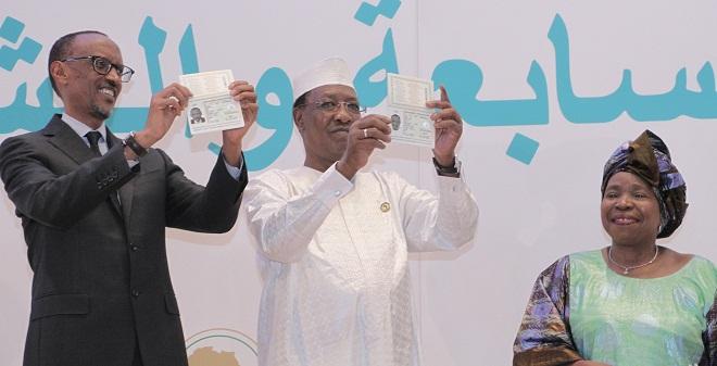 União Africana lança passaporte para permitir livre circulação entre 54 países-membros do bloco
