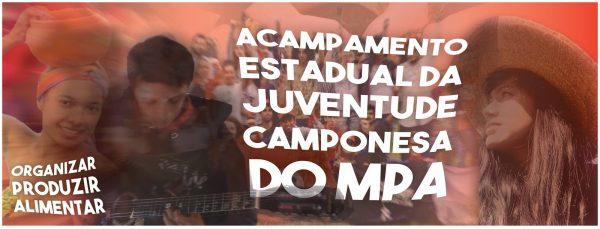 1º Acampamento Estadual da Juventude Camponesa do MPA (RS)