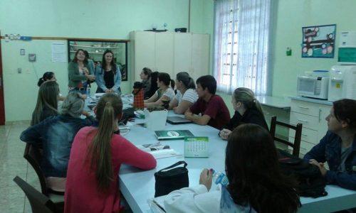 Representantes do Sinte avaliam visitas feitas em 23 escolas da regional