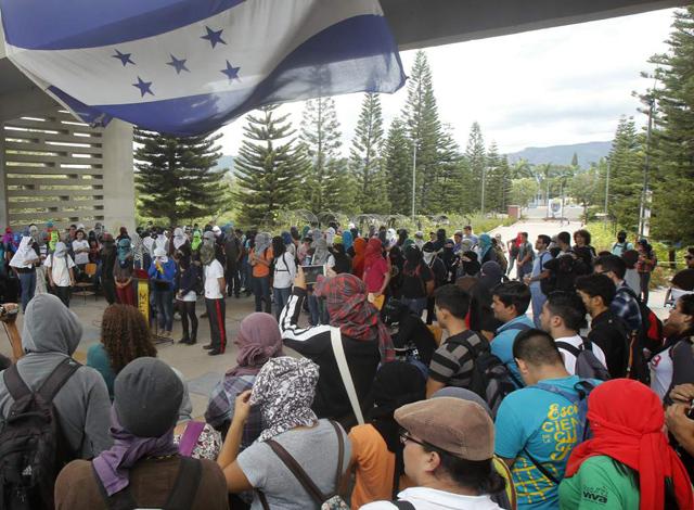 O assédio à imprensa internacional em Honduras