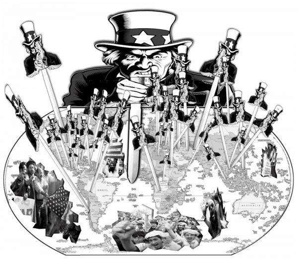 Os interesses imperialistas no golpe