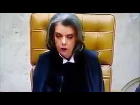 Porque a Ministra do STF citou a Nova Ordem Mundial em seu discurso de posse?
