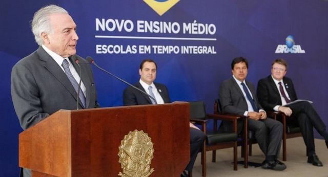 Cursos de Licenciatura da Universidade de Caxias do Sul realizam nota de repúdio à Reforma do Ensino Médio