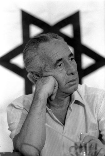 Morre Shimon Peres sem ser julgado por seus crimes