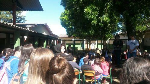 Em Dionísio Cerqueira/SC, estudantes sofrem ameaças e deixam local da escola