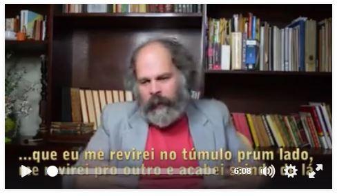 Karl Marx ressucita no Rio de Janeiro: Após 200 anos, nada mudou?!