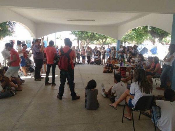 Mais ocupações na Bahia. Estudantes ocupam a UNEB de Juazeiro