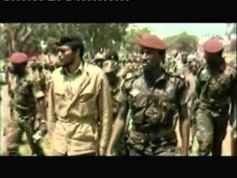 Burkina Faso: Thomas Sankara, o homem íntegro