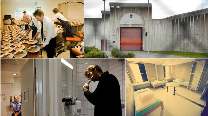 Sociedades sem prisões: Noruega