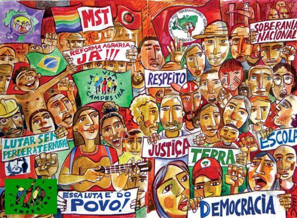 Via Campesina Internacional denuncia a crescente criminalização e a persecução do campesinato no Brasil