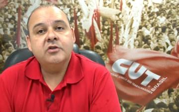 Juventude já está na rua, falta o trabalhador, diz presidente da CUT
