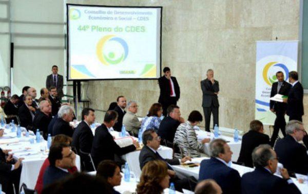 Temer reúne 'Conselhão' pela 1ª vez sem CUT, CTB, MST e UNE no dia 21
