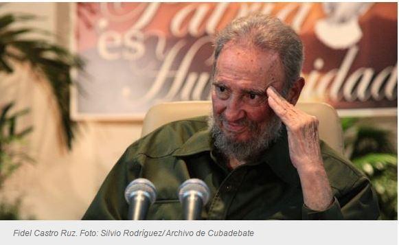 Fidel Castro, histórico líder da revolução cubana, encantou