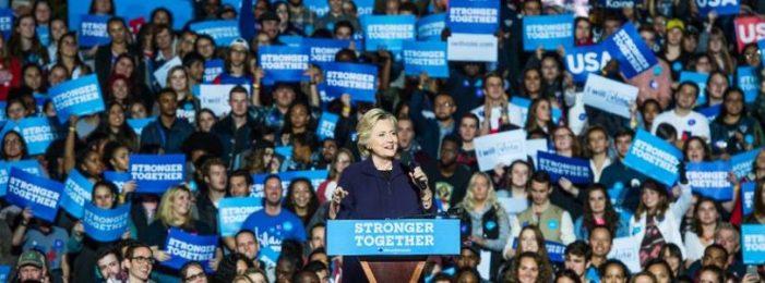 Hillary e a democracia