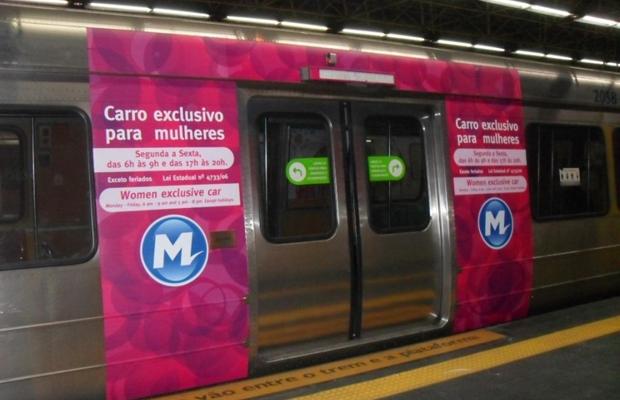 Vagão Rosa: Nota do Fórum de Mulheres de PE contra medidas que segregam as mulheres nos transportes coletivos