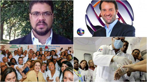 """""""Jornalismo marrom"""" da RBS ataca ex-coordenador do Mais Médicos, denuncia advogado"""