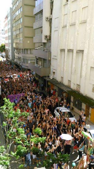 Municipários de Florianópolis deflagram greve por tempo indeterminado