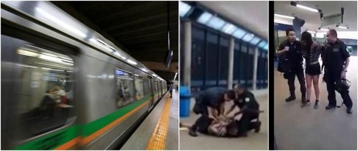 Artista chilena agredida em Brasília por cantar em estação de metrô faz desabafo