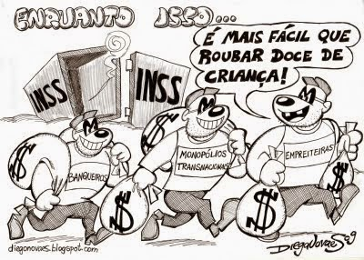 O objetivo oculto da PEC 287 é privatizar a Previdência Social