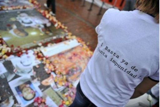 Líder social colombiana Luz Herminia Olarte é assassinada