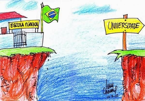 A reforma do ensino médio e o abismo entre a escola e a universidade