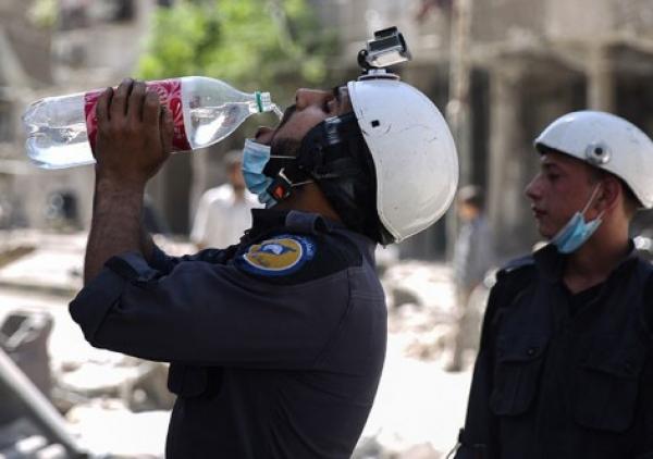 White Helmets: Quanto custa contar tão grande mentira?