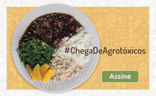 Plataforma de campanha contra os agrotóxicos é lançada no Brasil