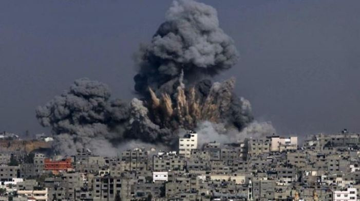 Israel adora guerras