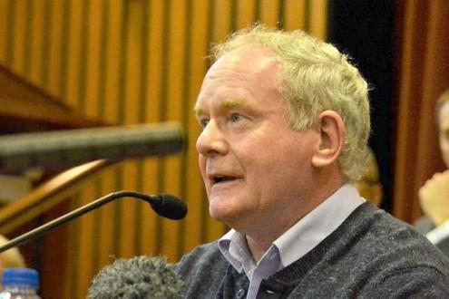 Irlanda: Martin McGuinness (1950-2017)