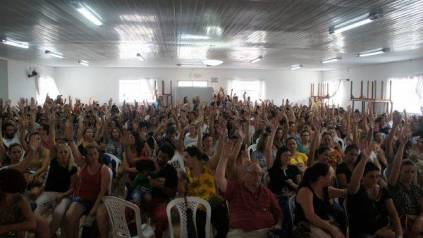 São José: Vai ter greve de servidores e servidoras