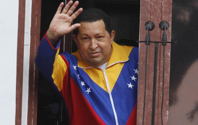 Venezuelanos homenageiam Chávez no 4° aniversário de morte do líder revolucionário