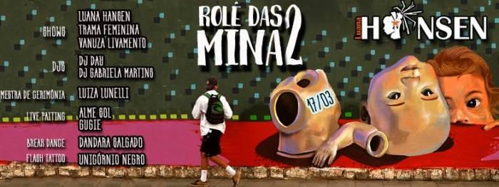 Produção feminina de rap promove mais um evento em Florianópolis