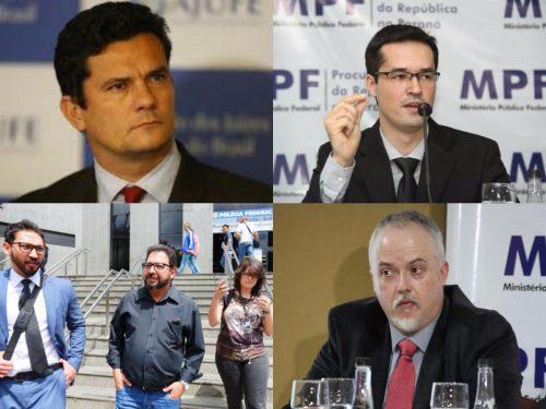 Os procuradores preparando o ataque aos blogs