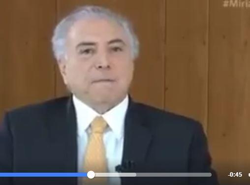 Miriam Leitão: Presidente, como o Senhor quer convencer a população a se aposentar com 65 anos se o sr. se aposentou tão jovem?