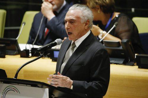 Brasil vota contra resolução de direitos humanos na ONU em defesa de medidas de austeridade de Temer