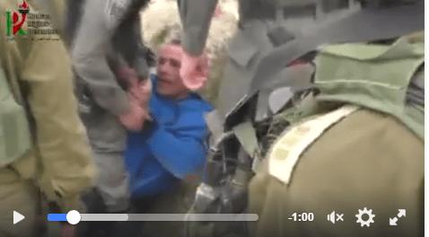 Defensores dos DH são *sequestrados no Dia da Terra Palestina em Hebron