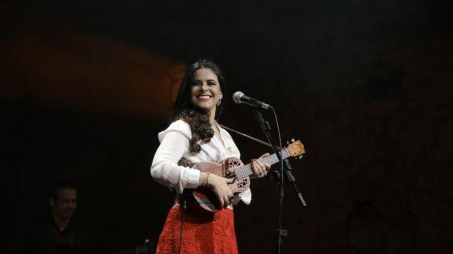 A cantora que resolveu desafiar o machismo da música regionalista gaúcha