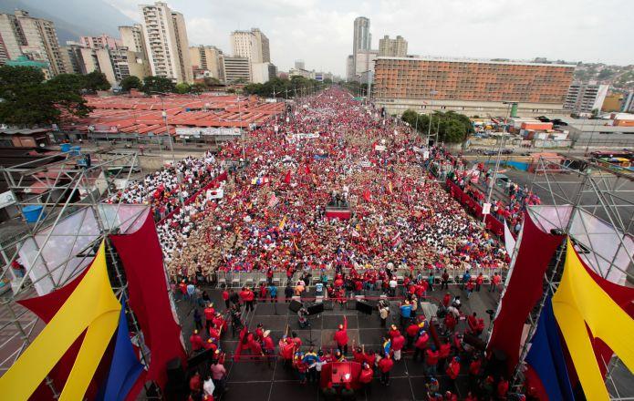 Nicolás Maduro: Com a Constituinte, o povo manifestará sua vontade absoluta
